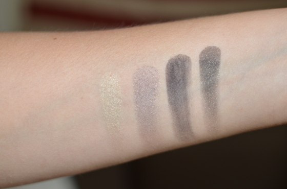 a novel romance quad swatch
