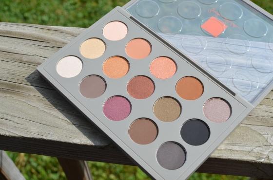 Brooke Shields Gravitas Palette