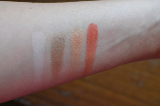 Kat Von D Studded Star Palette Swatches 1