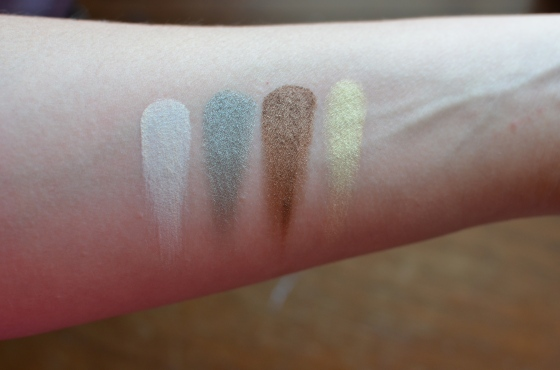 Kat Von D Star Studded Swatches 4